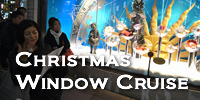 Christmas Window Cruise