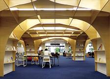 京都大学附属図書館ラーニングコモンズ