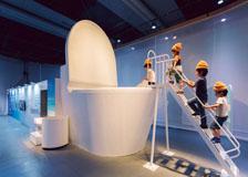 企画展「トイレ?行っトイレ!~ボクらのうんちと地球のみらい」