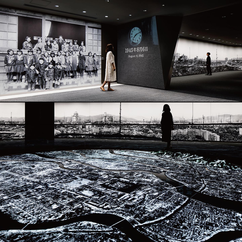 広島平和記念資料館東館
